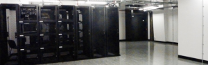 Photo of BDX data hall